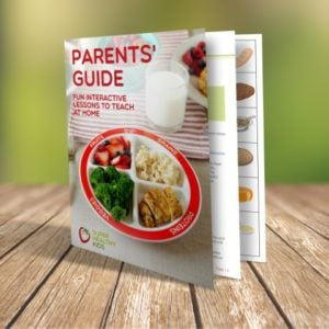 Parents guide for portion control