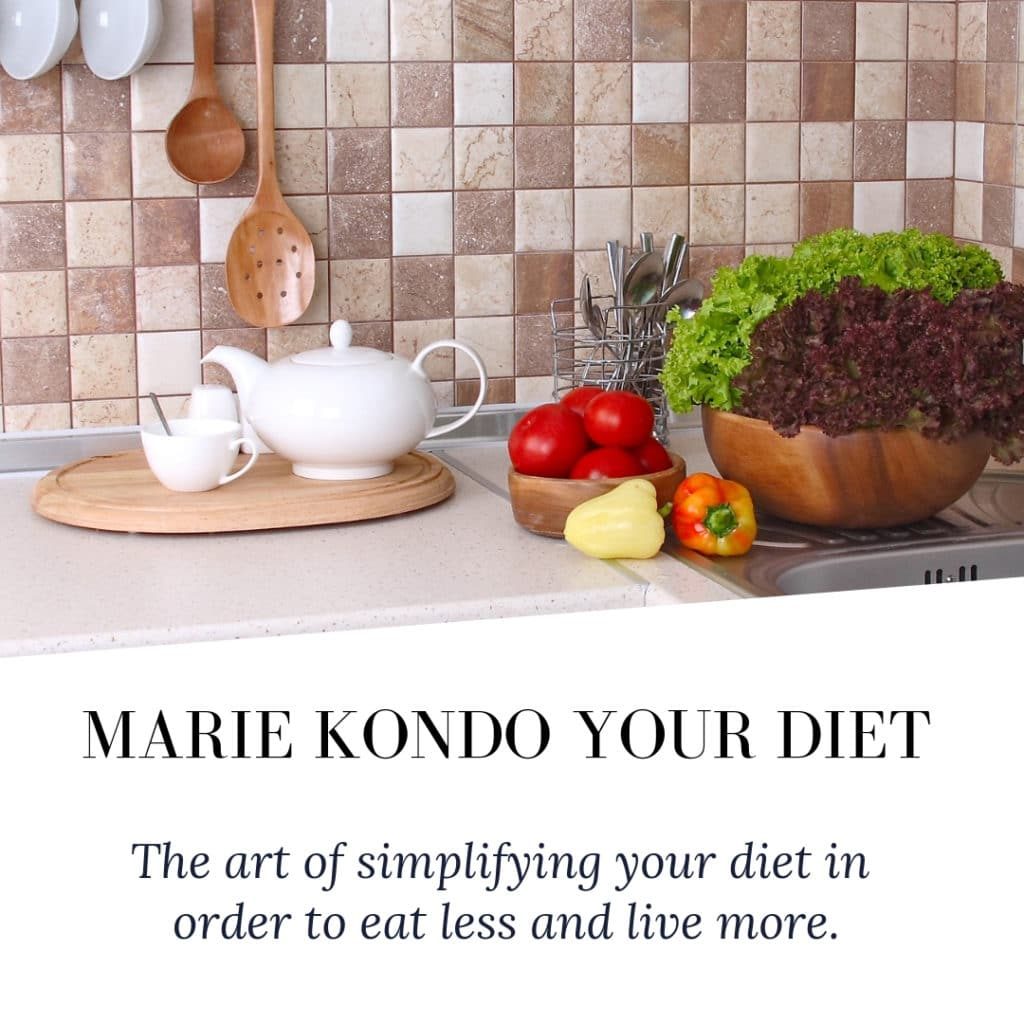 simplify your diet