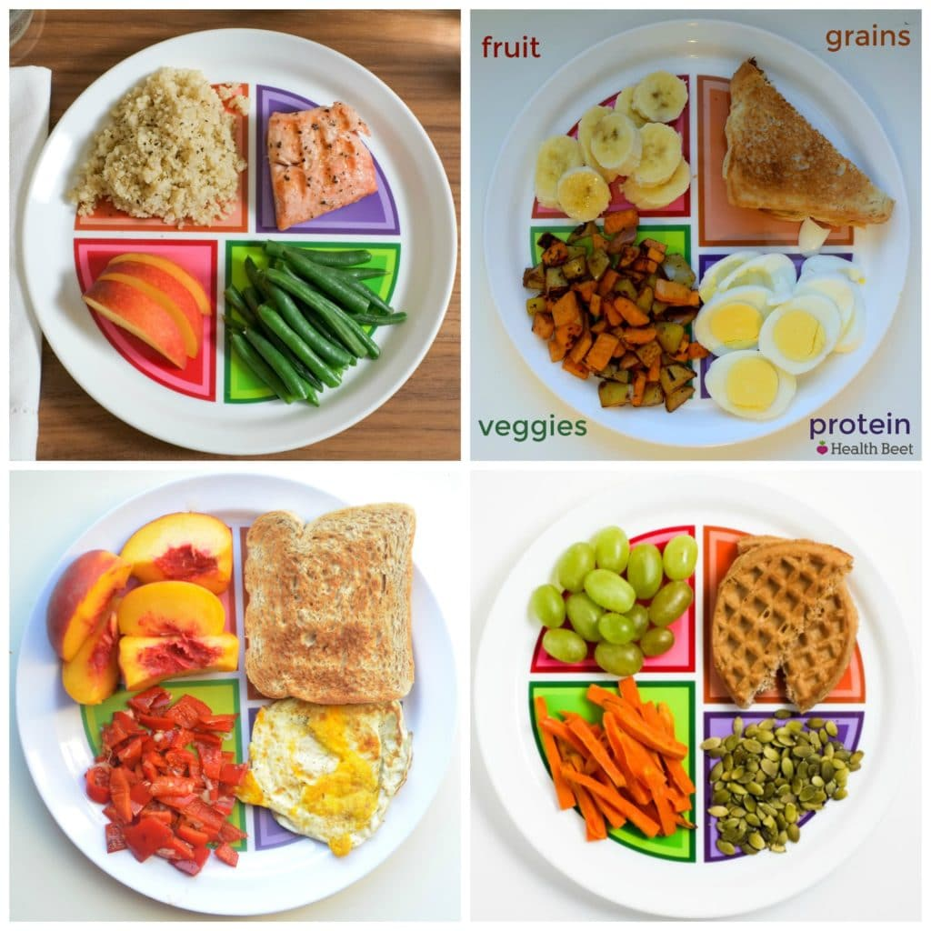 portion control plates that get results.
