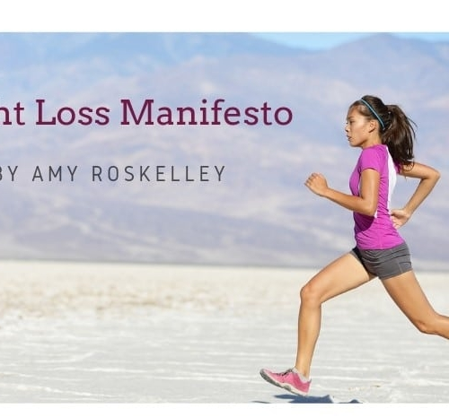 weight loss manifesto