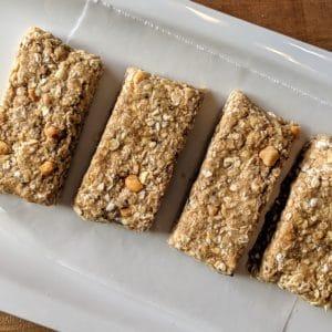 protein powder homemade bars