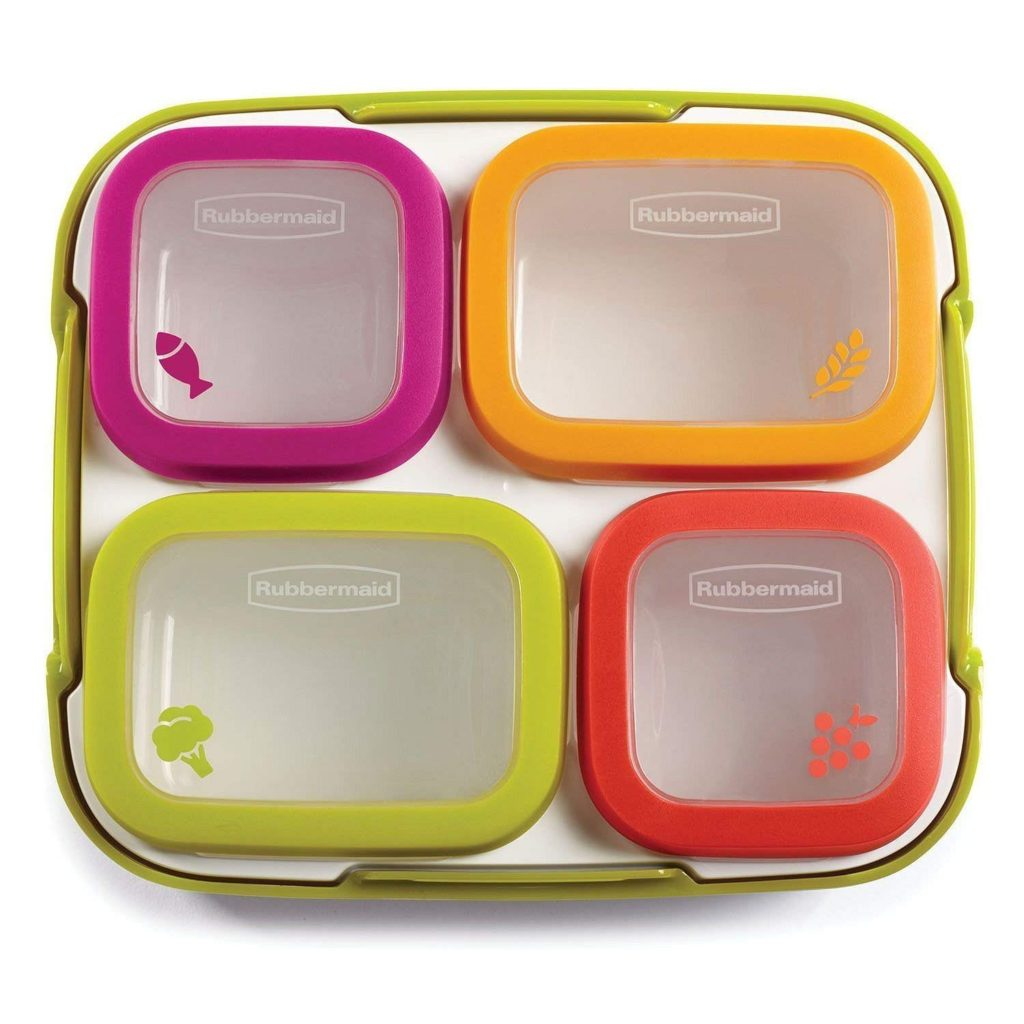 rubbermaid balanced meal planning