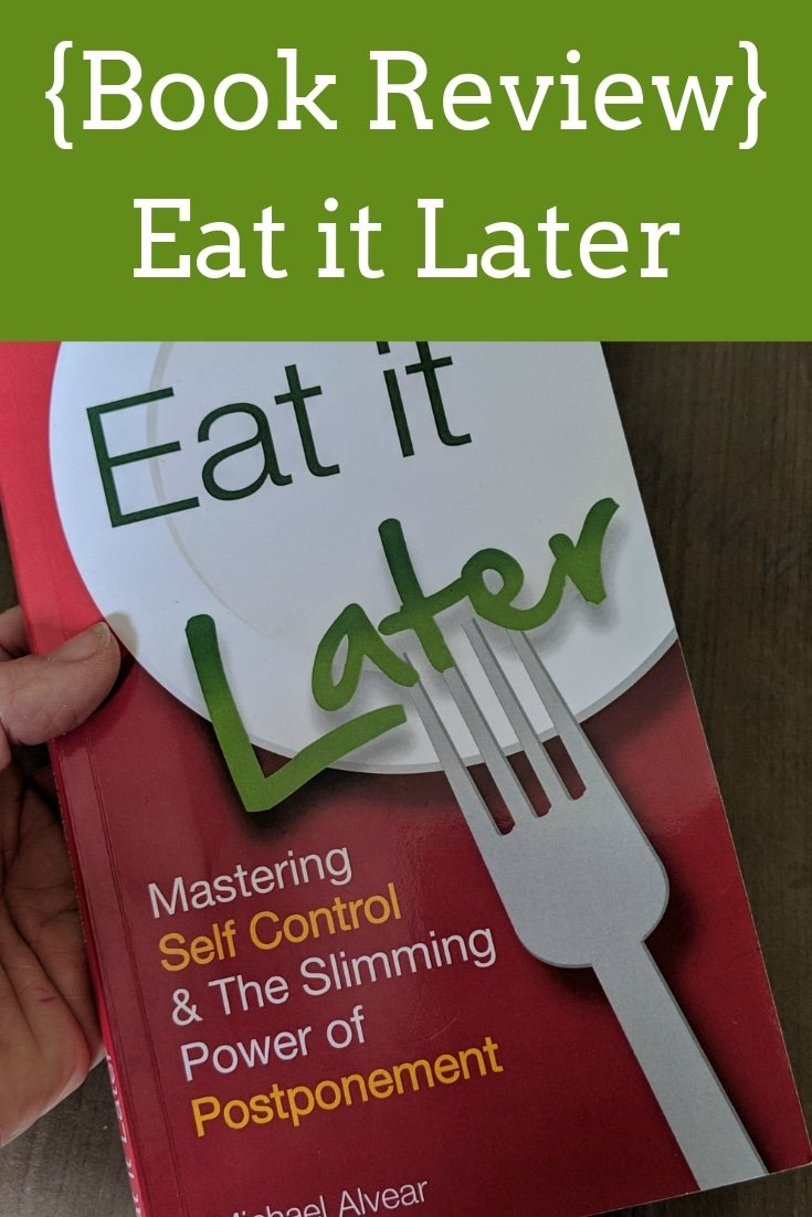 A book review about the book Eat it Later by Michael Alvear