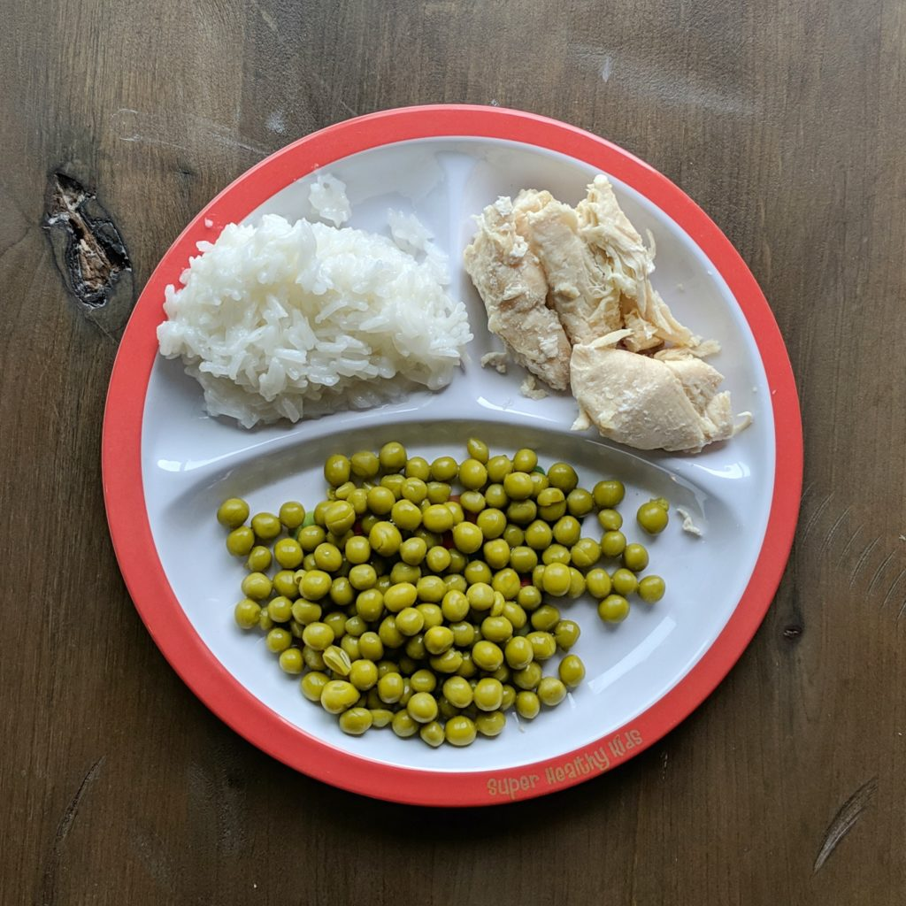 research using portion control plates and regular plates resulted in less food eaten.