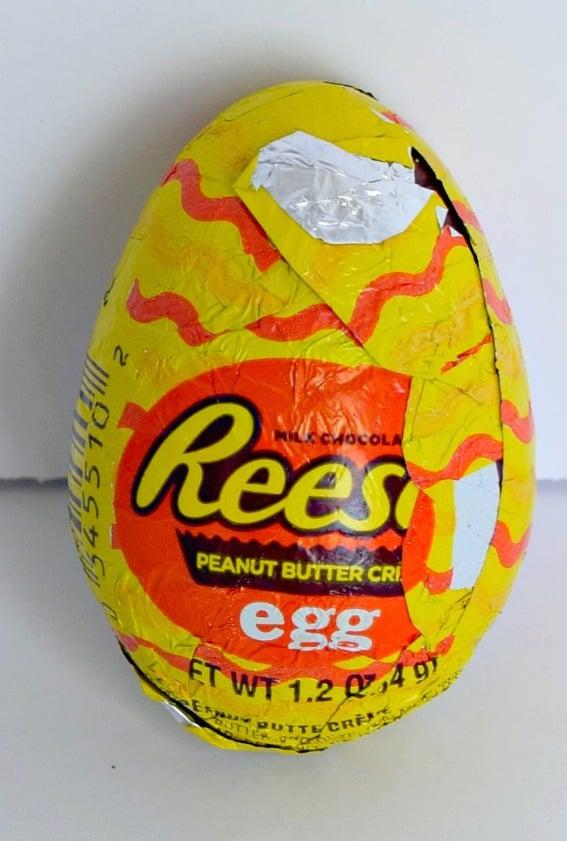 Reese's peanut butter cream egg nutrition