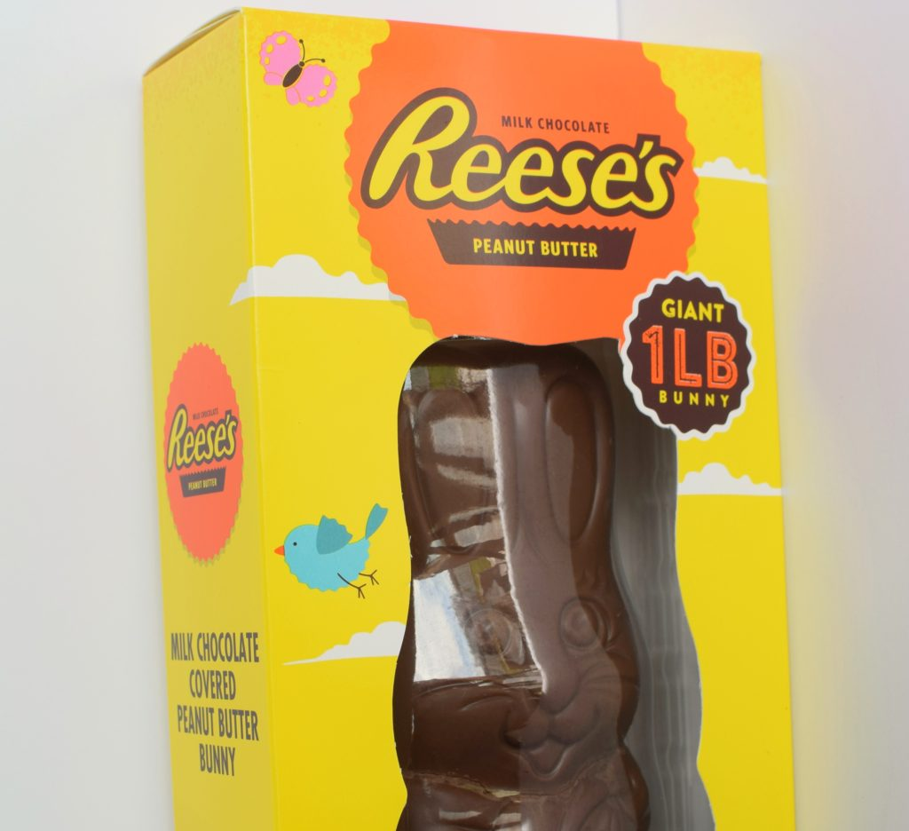 Calories in a Reese's 1 lb bunny