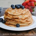 body for life recipe low calorie pancakes