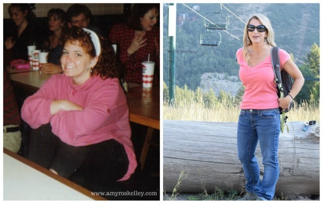 Amy Roskelley Weight Loss