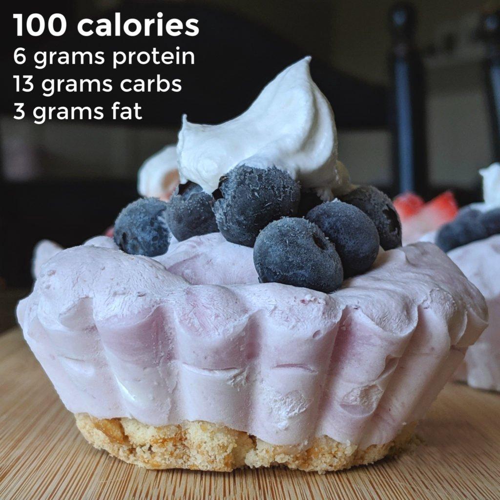 weight watchers frozen yogurt pie recipe