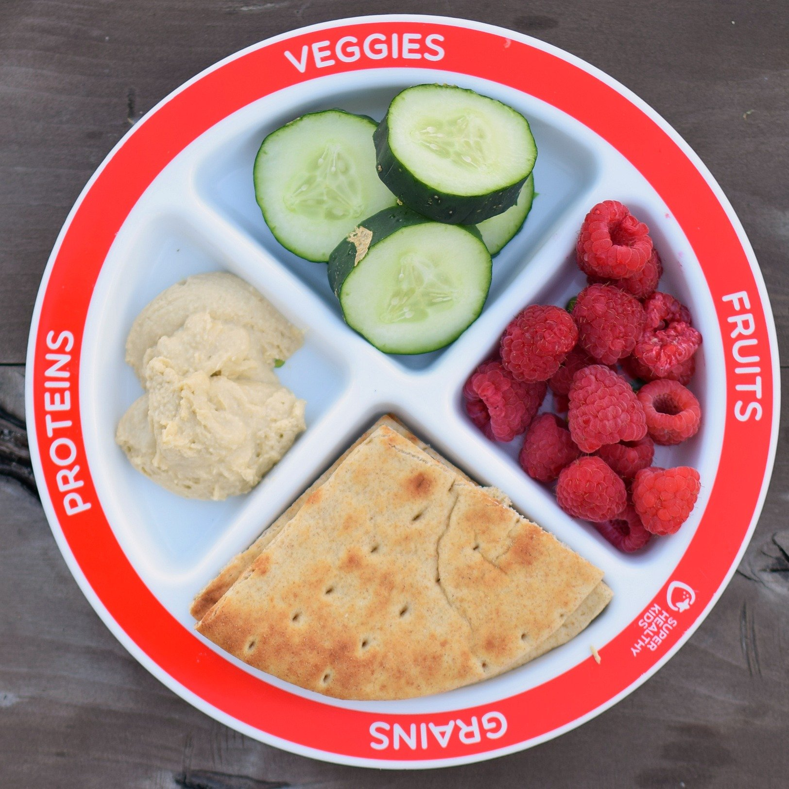 plate and portion control