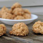 Low Calorie Peanut Butter Cookies