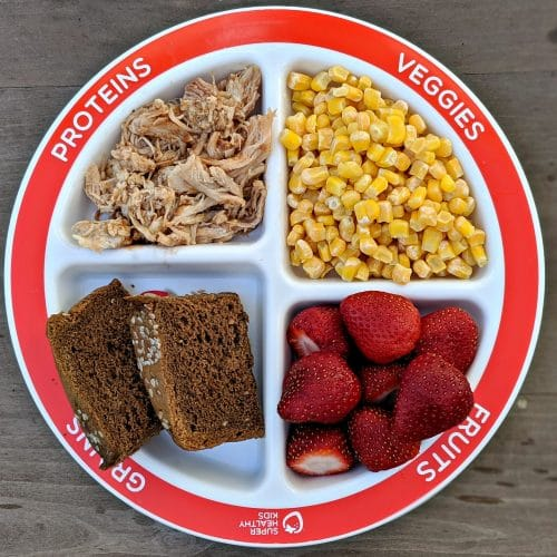 MyPlate Meal Planning Ideas : Food Network | Food Network |Myplate Breakfast