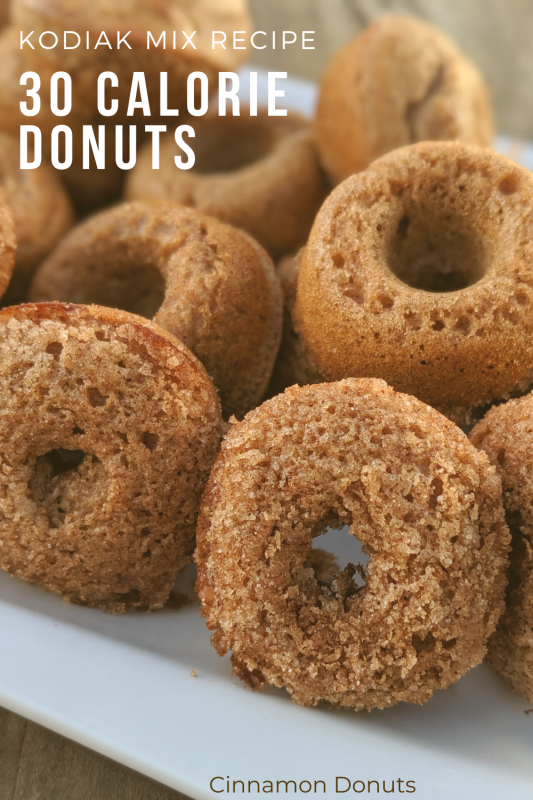 Low Calorie Donut Recipe