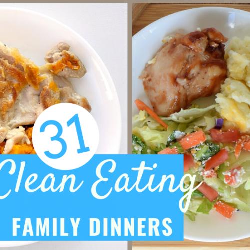31 clean eating dinner ideas