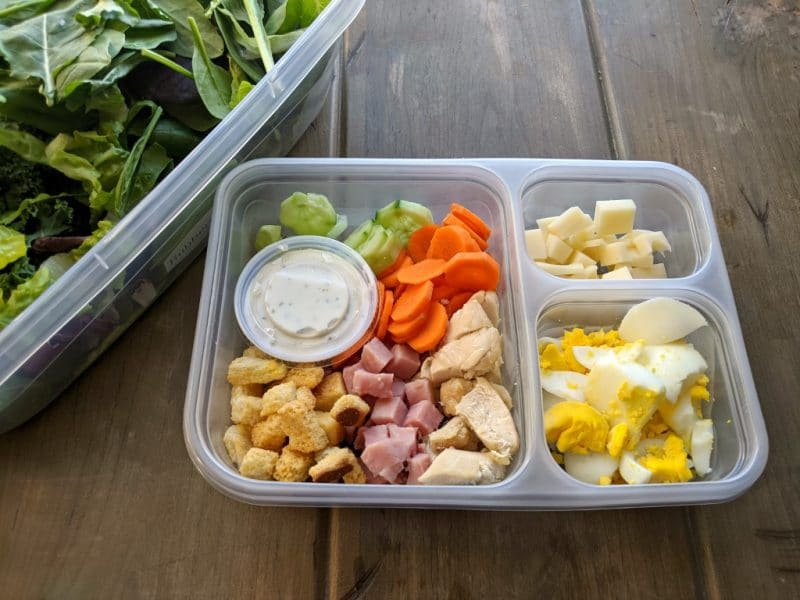 copycat chef salad kit