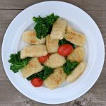 easy homemade cauliflower gnocchi