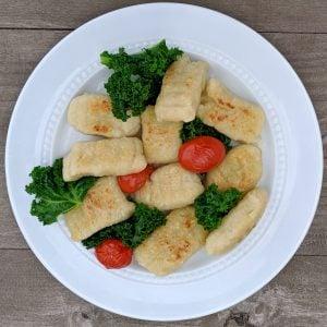 easy homemade cauliflower gnocchi