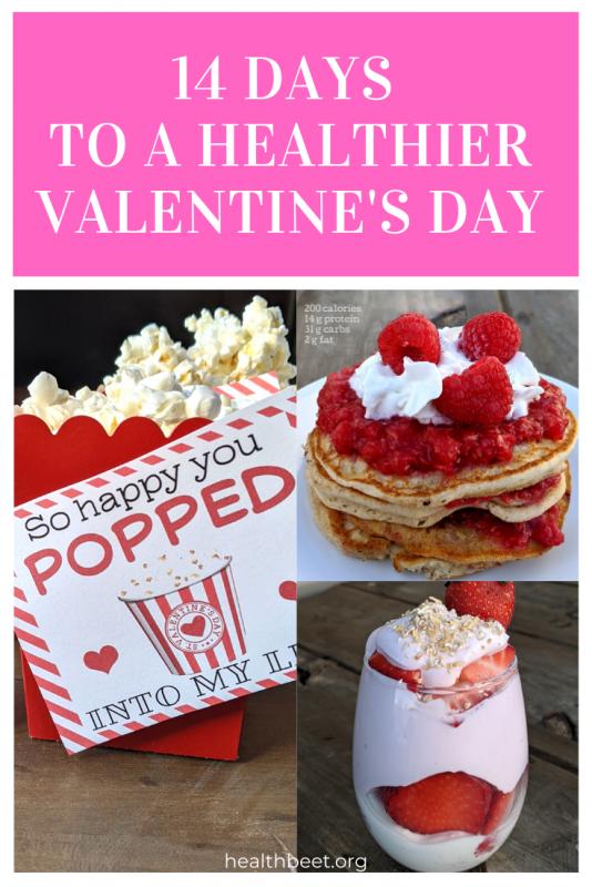 14 Days to a healthier valentine's day