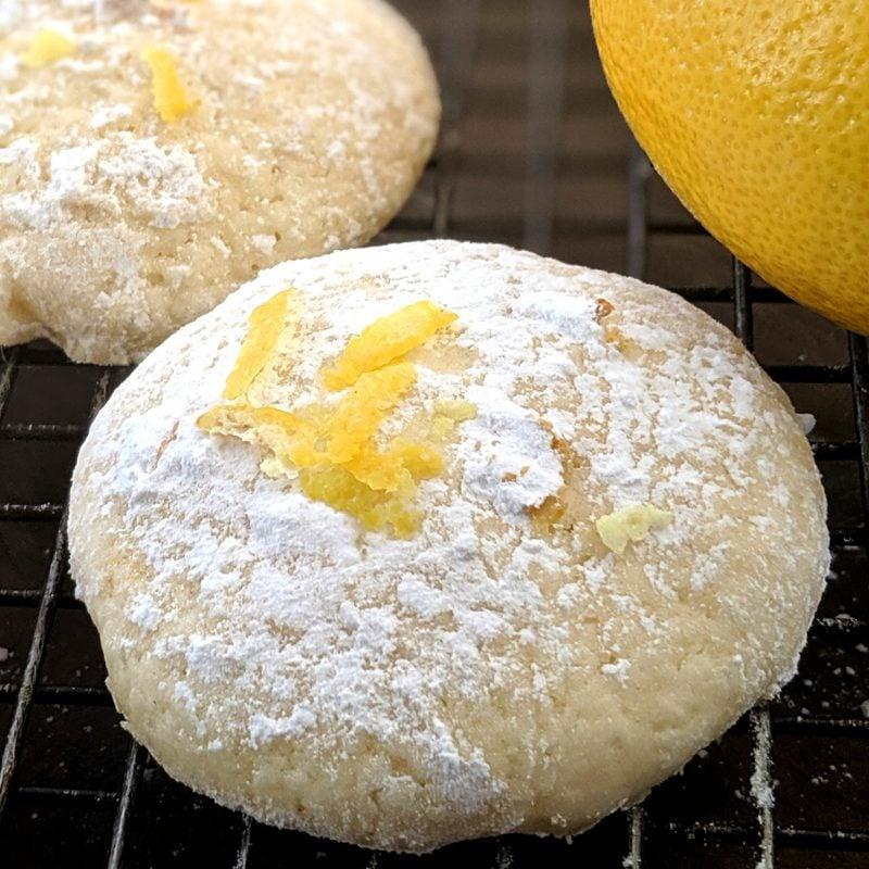 a single low calorie lemon recipe