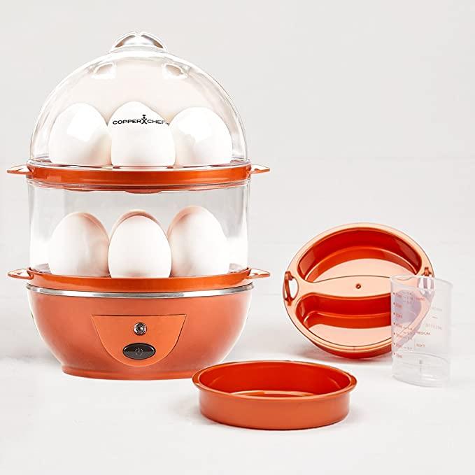 hard boiled egg maker
