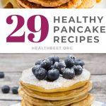 healthy pancake recipe roundup
