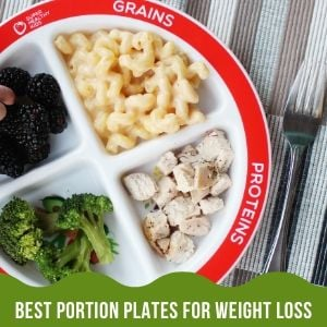 best portion plates for weight loss