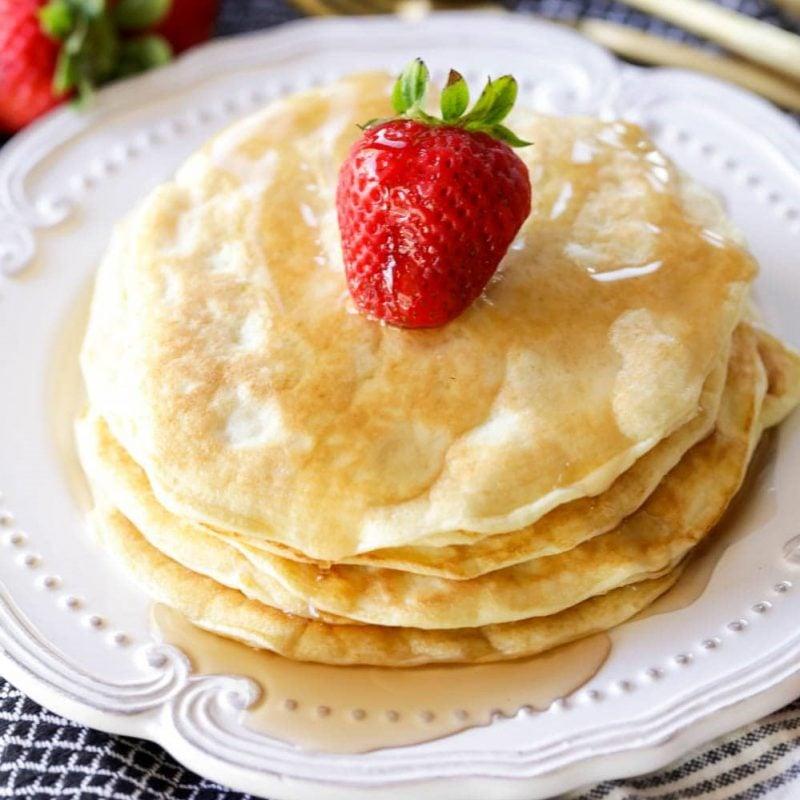 lil luna high protein pancakes
