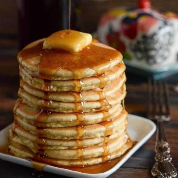 low carb keto pancakes