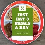 8 Reasons 3 Meals A Day Makes Weight Loss Easier