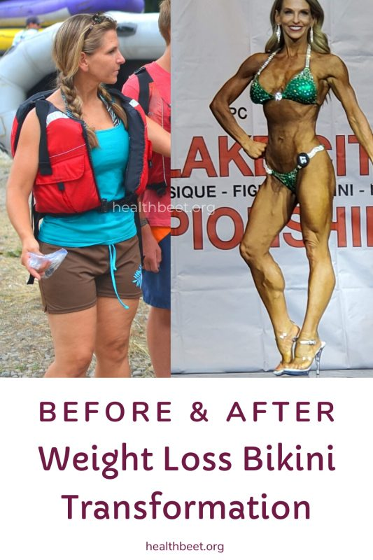 Bikini transformation