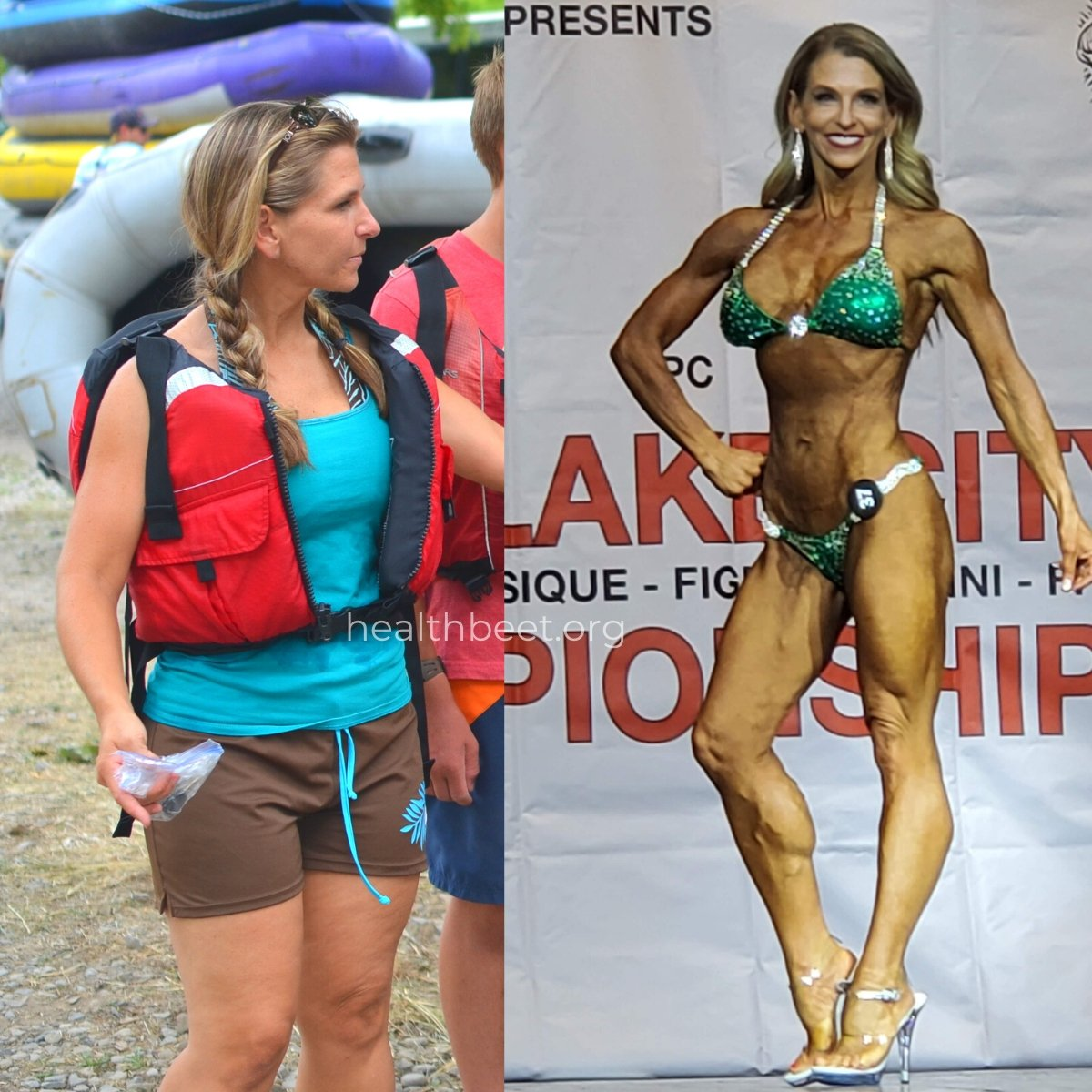before and after swimsuit amy roskelley