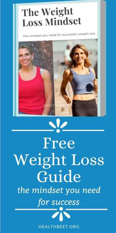 Free weight loss guide- the mindset you need for success