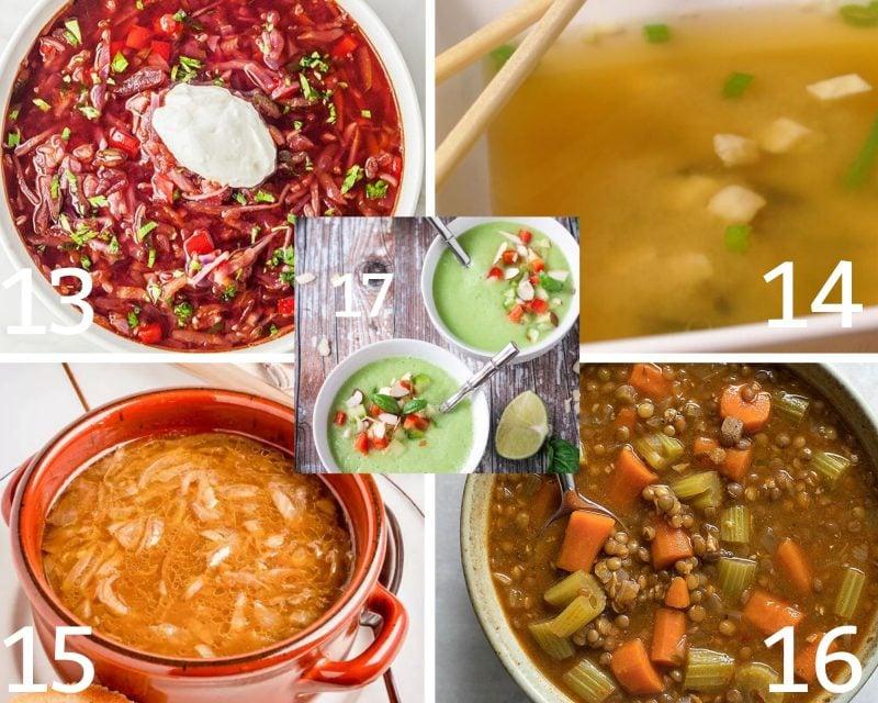 low calorie soups 13-17