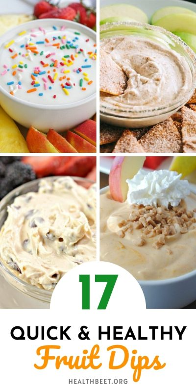 Deliciously simple fruit dip recipes
