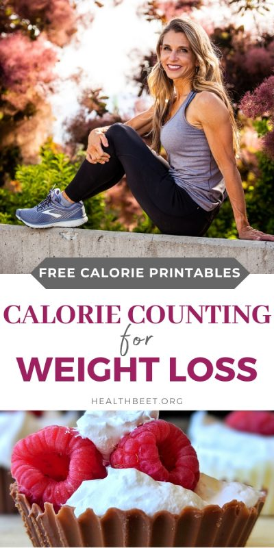 free calorie tracker and weight loss calorie counting advice