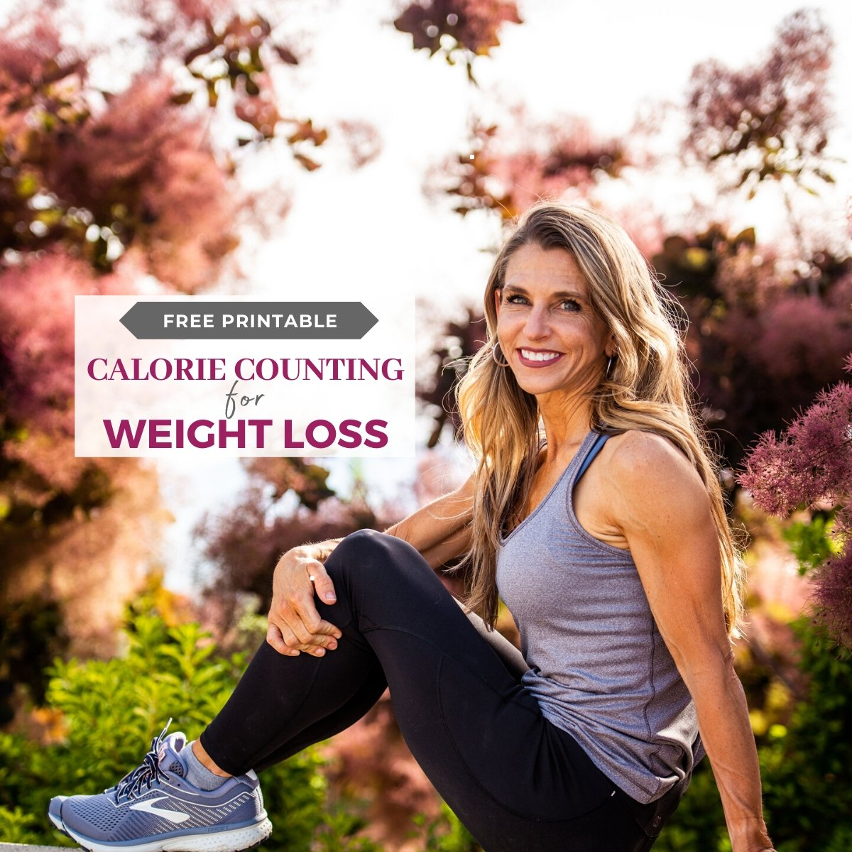 free printable and calorie counting for weight loss