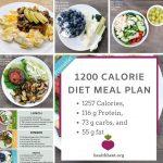 1200 Calorie Diet Meals