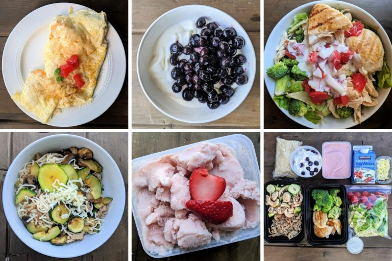 1200 calorie low carb high protein diet meal plan