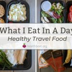 Road Trip Meal Plan {Healthy Travel Food Ideas}