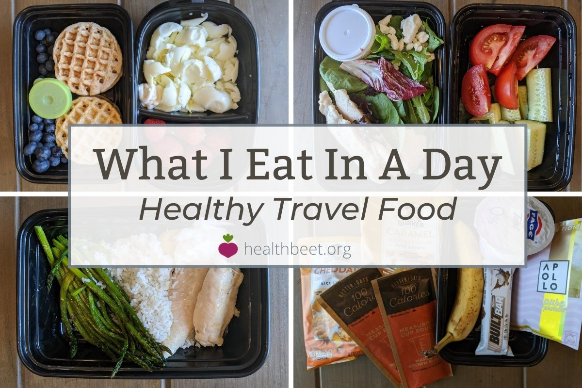 Diet and travel what I eat in a day food ideas