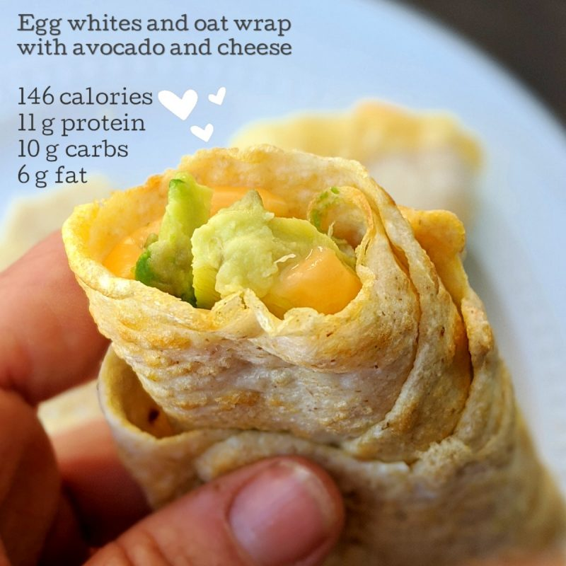 gluten free tortilla recipe with avocado