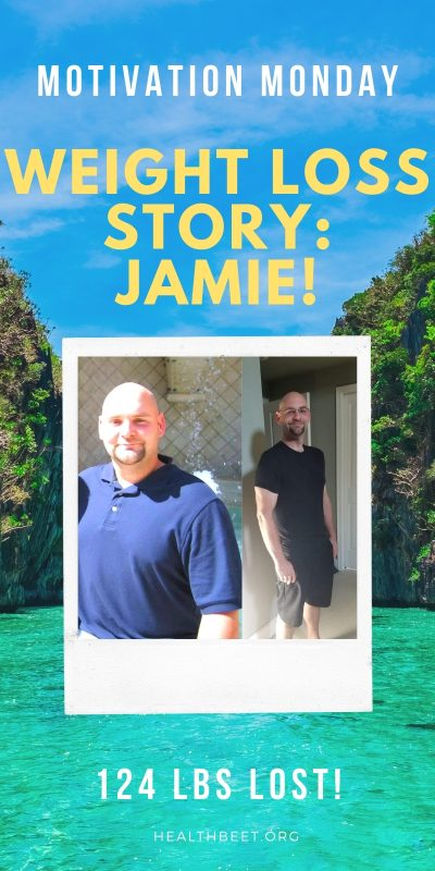 Jamie weight loss success story 124 lbs lost