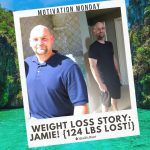 Jamie's 124 lb Weight Loss Story
