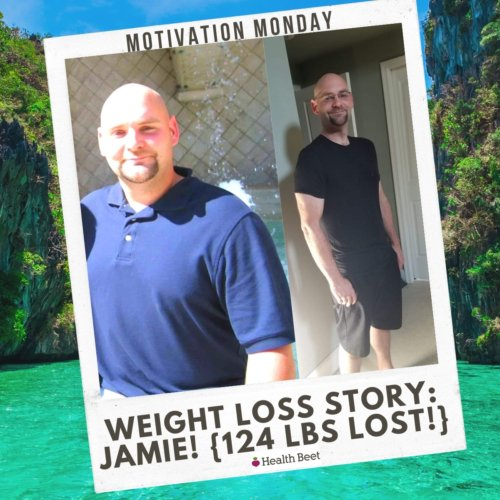 Jamie weight loss transformation story