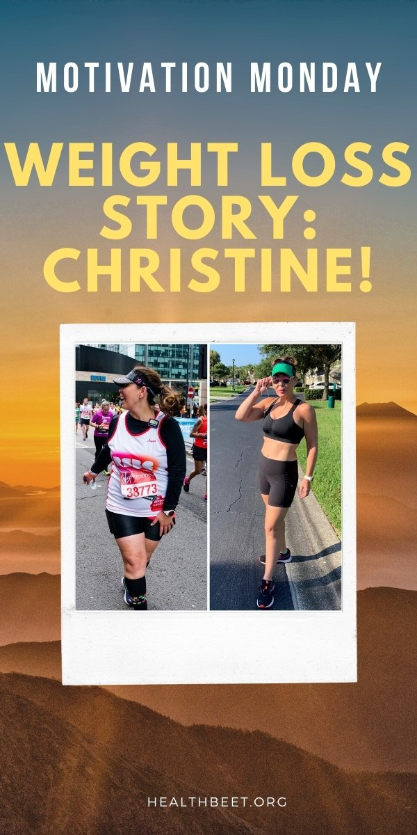 Weight Loss motivation story- Christine