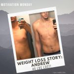 Andrew's 40 lb Weight Loss Success Story