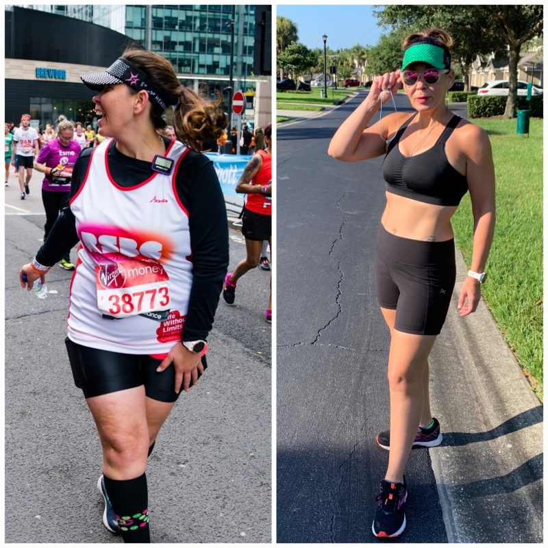 Weight loss motivation story