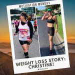 Christine's 50 lb Weight Loss Success Story