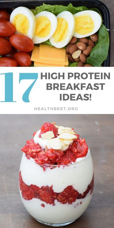 17 high protein breakfast ideas