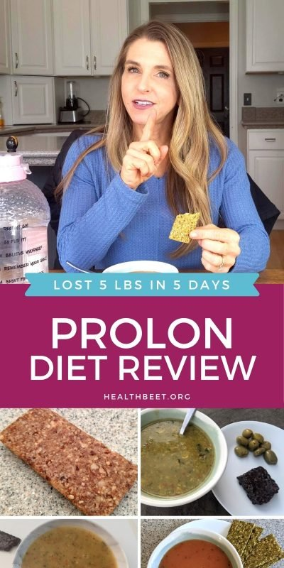 Honest Prolon Fast Mimicking Diet Review